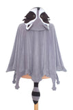 Raccoon Poncho - TPF Faerie Wear