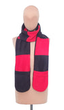 Stripy Pocket Scarf - 2 Tone - TPF Faerie Wear