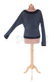 'Harouel' Top, longer sleeves - Plain - Polar Fleece