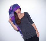 Short Pixie Hat - 3 tone - TPF Faerie Wear