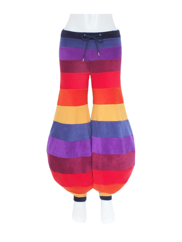 Stripey Balloon Flares - 6 Tone - TPF Faerie Wear