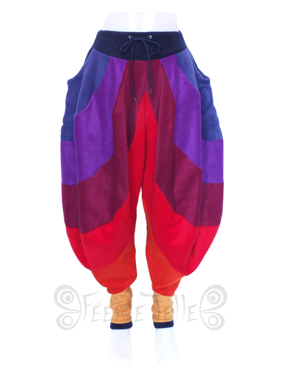 'Katani' Pants - 6 Tone Fleece