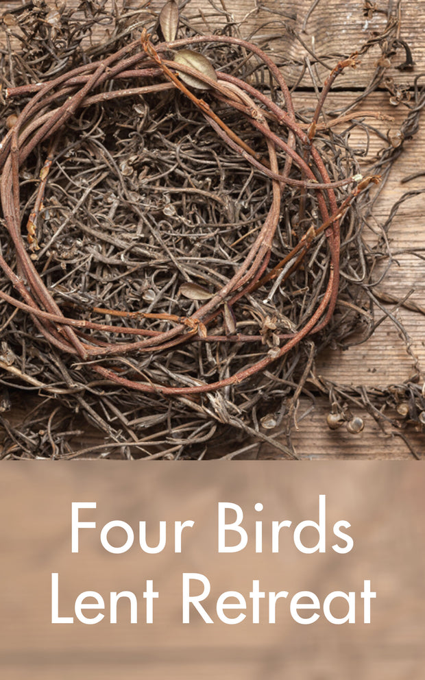 Four Birds - Self-Guided Retreat for Lent