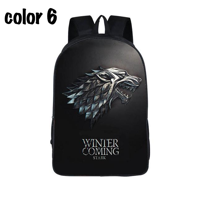 Game of Throne Backpack