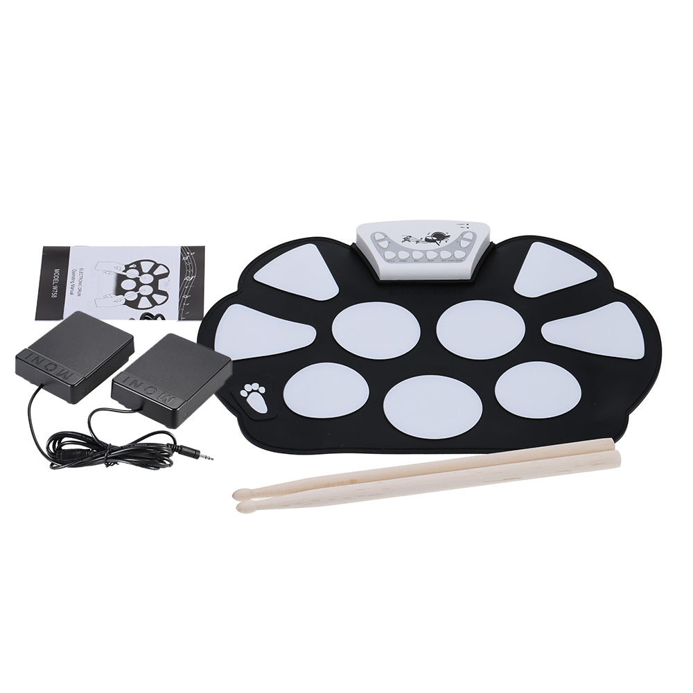 Electronic Roll up Drum