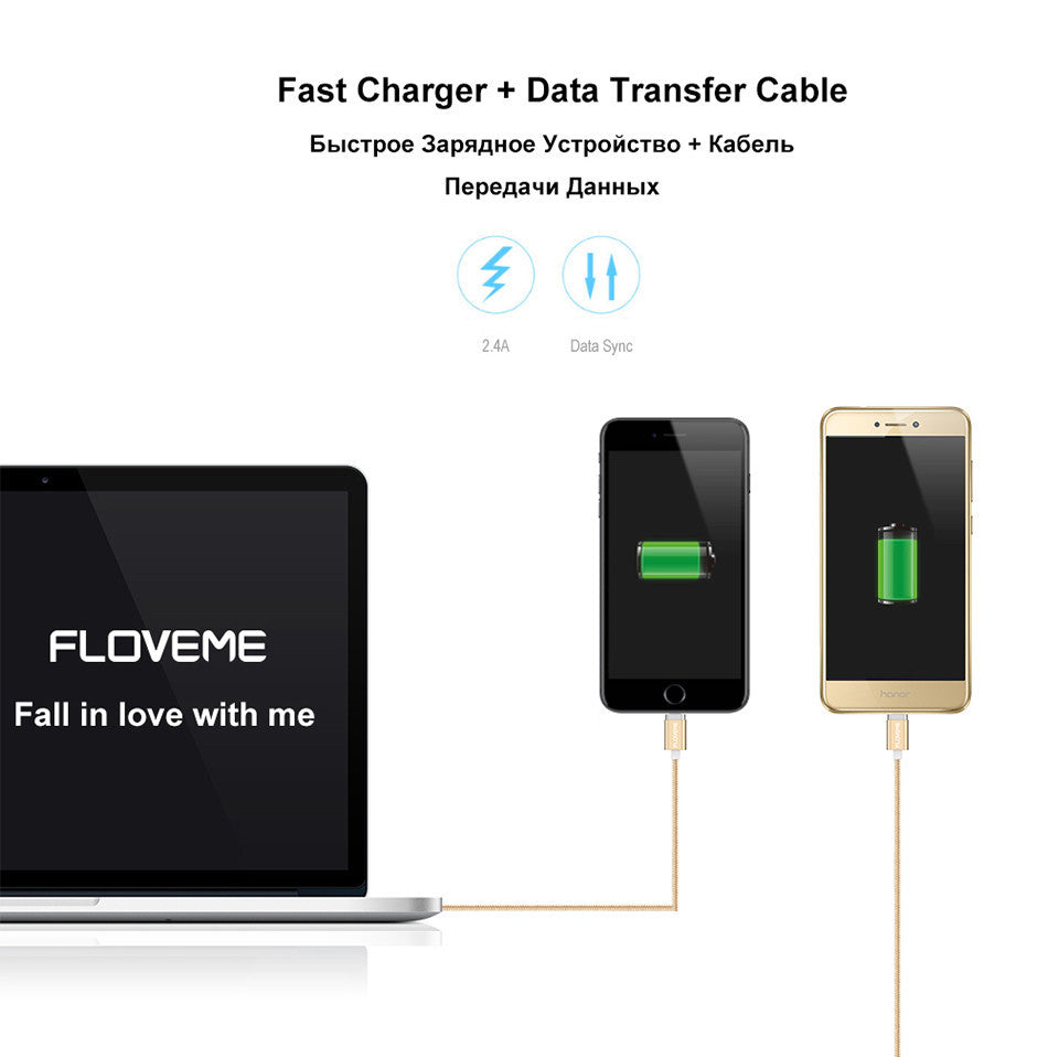 FLOVEME Magnetic Cable