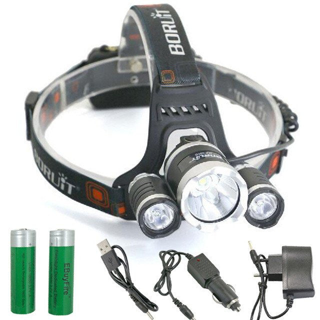 Boruit Headlamp