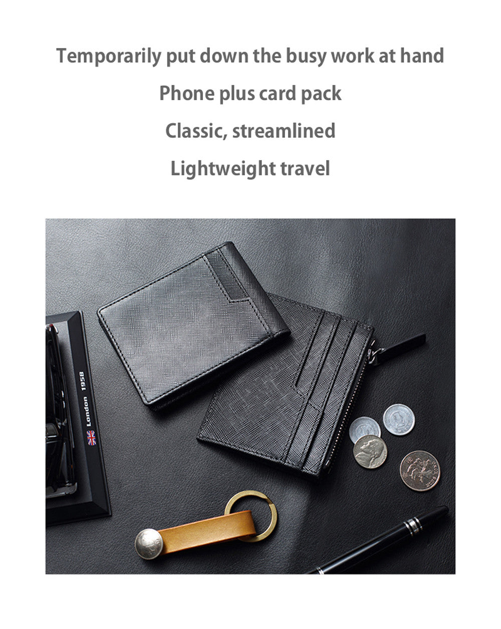 Xiaomi Leather Wallet
