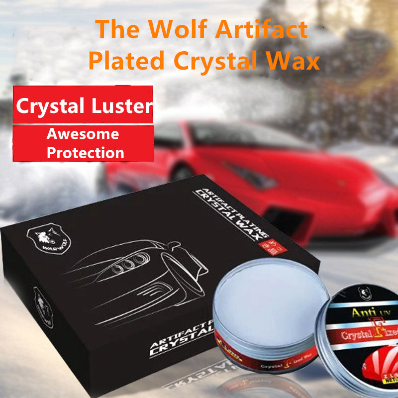 Crystal Car Wax