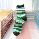 Mens Camoflouge Stripe Socks