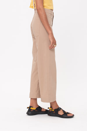 The Dora Pants in beige