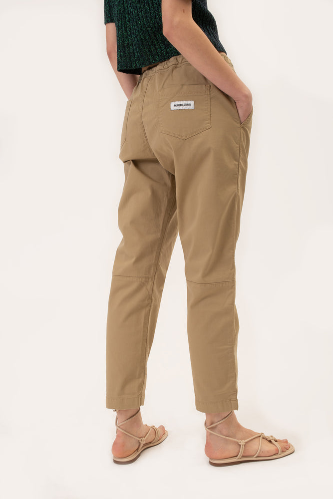 The Albert Pants Olive