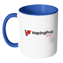 Vaping Post Mug in different colors