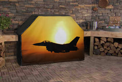 F-16 Grill Cover