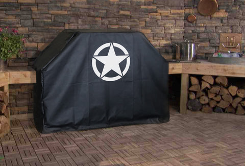 Invasion Star Grill Cover
