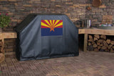 Arizona State Flag Grill Cover