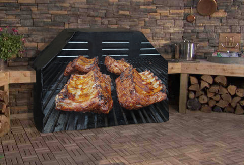 BBQ Spare Ribs Full BBQ Grill Cover