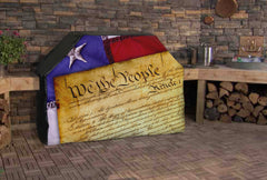 We The People Constitution Preamble Grill Cover