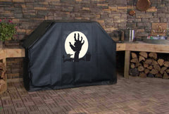 Dead Rising Halloween Grill Cover