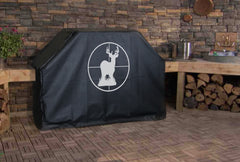 Deer in Cross Hairs Grill Cover