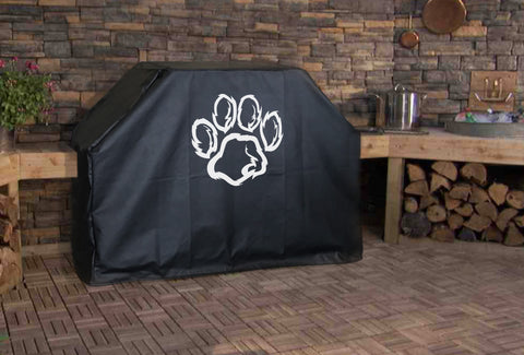Dog Paw BBQ Grill Cover