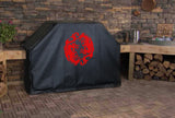 Dragon Circle Grill Cover