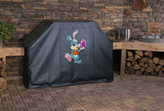 Easter Rabbit Grill Cover