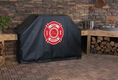 Fire Rescue Grill Cover