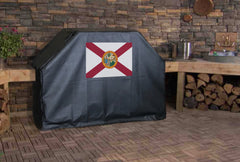 Florida State Flag Grill Cover