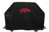 Arkansas University BBQ Grill Cover