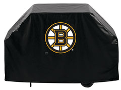 Boston Bruins Grill Cover