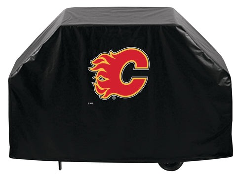 Calgary Flames BBQ Grill Cover