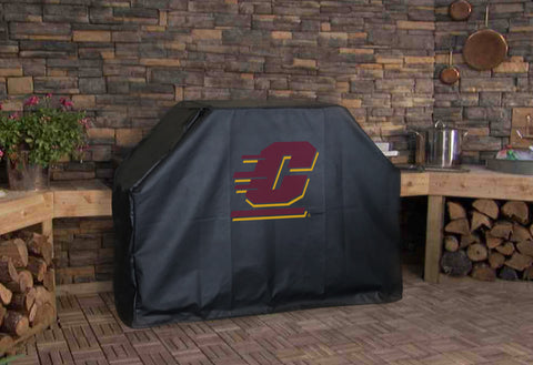 Central Michigan University BBQ Grill Cover