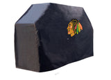 Chicago Blackhawks BBQ Grill Cover