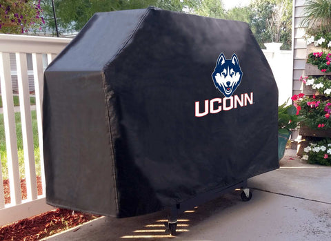 Connecticut University BBQ Grill Cover