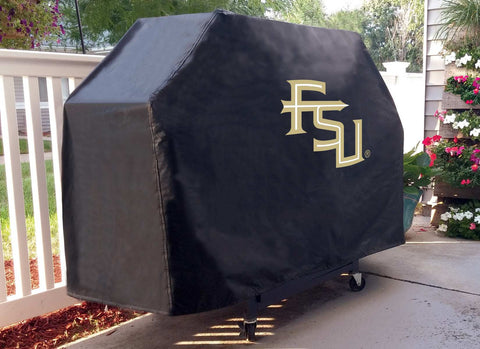 Florida State University BBQ Grill Cover with Script Logo