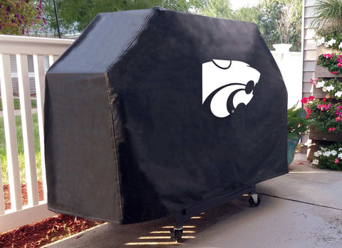 Kansas State University BBQ Grill Cover