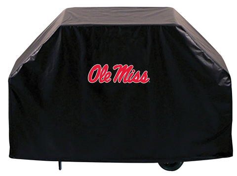 Mississippi University BBQ Grill Cover