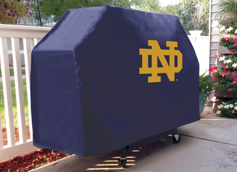 Notre Dame University BBQ Grill Cover