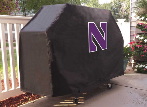 Northwestern University BBQ Grill Cover