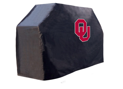 Oklahoma University BBQ Grill Cover