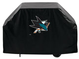 San Jose Sharks BBQ Grill Cover