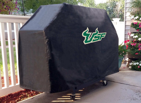 South Florida University BBQ Grill Cover