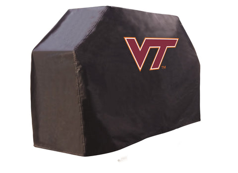 Virginia Tech University BBQ Grill Cover
