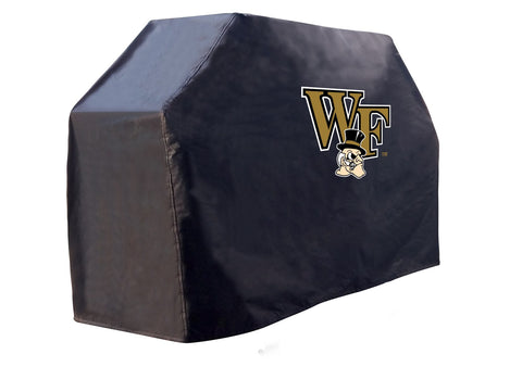 Wake Forest University BBQ Grill Cover