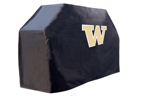 Washington University BBQ Grill Cover