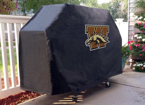 Western Michigan University BBQ Grill Cover