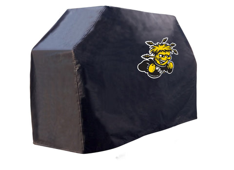 Wichita State University BBQ Grill Cover
