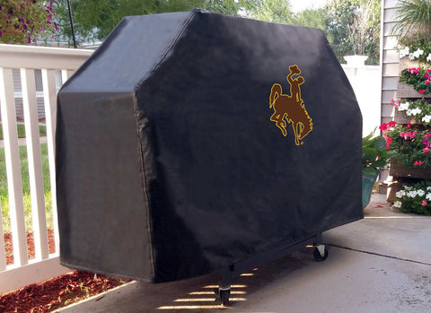 Wyoming University BBQ Grill Cover