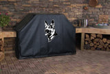 German Shepherd Head BBQ Grill Cover